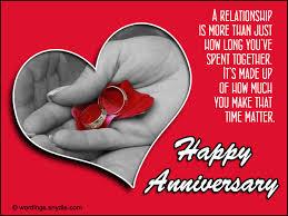 Anniversary | Wordings and Messages via Relatably.com