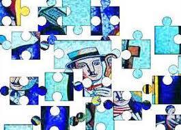 Resultado de imagen de puzzles de cuadros de picasso