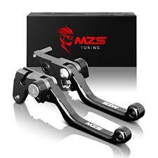 MZS Pivot Levers Brake Clutch CNC for Yamaha ... - Amazon.com