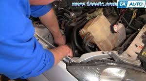 how to install replace engine serpentine belt ford focus zetec how to install replace engine serpentine belt ford focus zetec dohc 1aauto com