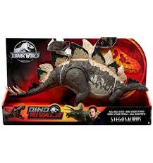 "<b>Фигурка динозавра Jurassic World</b> ""Мега двойная атака"", в ..."