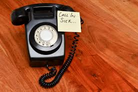 sick leave california peculiarities employment law blog photo sick phone