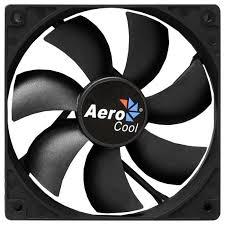 <b>Вентилятор</b> для корпуса <b>AeroCool</b> Dark <b>Force</b> 12cm Black <b>Fan</b> ...