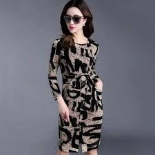Summer <b>New Slim</b> Elegant <b>Temperament</b> Silk Dress Fashion ...