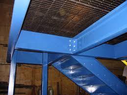 buy custom steel mezzanines arc force mezzanines for industrial storage bar grate mezzanine floor