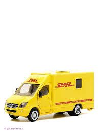 <b>Почтовая машина</b> DHL <b>SIKU</b> 2170461 в интернет-магазине ...