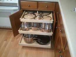 Pull Out Corner Cabinet Shelves Corner Kitchen Cabinet Shelf Buslineus