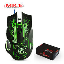 <b>iMice Gaming Mouse Wired</b> Computer <b>Mouse</b> USB Silent <b>Gamer</b> ...