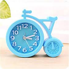YANXM Clock Creative Portable Mini Mute Children ... - Amazon.com