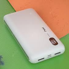 <b>FPU</b> 20000mAh <b>Power Bank</b> For iPhone Xiaomi LED Digital Display ...