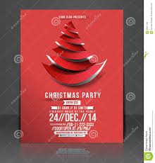 christmas party flyer royalty stock image image 35918556 christmas party flyer royalty stock images