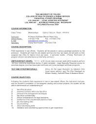 sample paralegal cover letter experience resumes sample paralegal cover letter