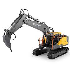 Double E <b>E568</b> 003 RC Excavator <b>3</b> IN <b>1</b> Vehicle Models Engineer ...