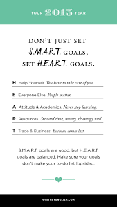 best ideas about goal planning life plan set h e a r t goals not s m a r t goals from whitneyenglish