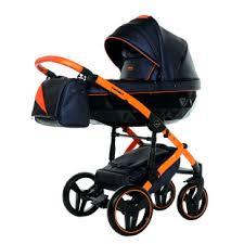 Детская <b>коляска Junama</b> FLUO LINE <b>II 2</b> в 1