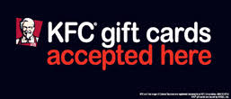 KFC Gift Cards!