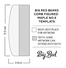 want your artwork on a big red comb so do we enter to win big save the vertical and horizontal templates the artwork can be placed either vertical or horizontal on the comb