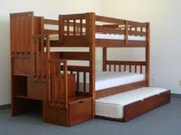 kids furniture luxury strong and safe stairway twin over twin bunk beds children bunk beds safety