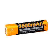 Купить <b>Аккумулятор 18650</b> Li-ion <b>Fenix ARB</b>-<b>L18</b>-<b>3500U</b> USB ...