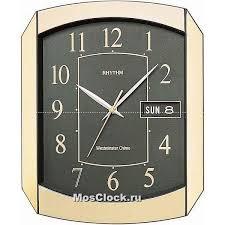 <b>CFH102NR18</b> | <b>Rhythm часы настенные</b>