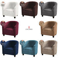 <b>Tub Chair Shiny Gold</b> Faux Leather | eBay
