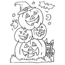 Small Picture Pumpkin Coloring Pages Coloring Pages