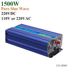 <b>1500W 220VDC Off Grid</b> Solar Or Wind Inverter, Surge Power ...