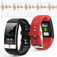 WAZA E66 Thermometer ECGPPG Heart Rate Blood Pressure ...