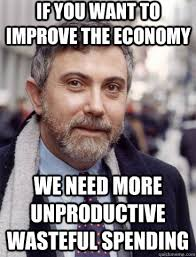 If you want to improve the economy we need more unproductive ... via Relatably.com
