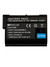 <b>Аккумулятор Raylab RL-ENEL15</b> 2000мАч (для D810, D800 ...