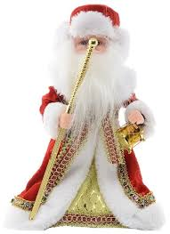 Фигурка <b>Новогодняя Сказка</b> Дед Мороз 30 см (972605) — купить ...