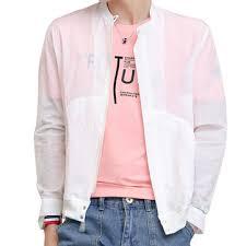 summer outdoor ultra <b>thin sunscreen jacket</b> casual skin <b>coats</b> at ...