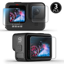 <b>3pcs</b> Camera Screen Protective <b>Tempered Glass</b> Film for GOPRO ...