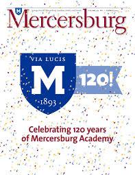 Mercersburg Magazine - Summer 2013 by Mercersburg Academy ...