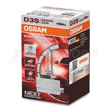 Ксеноновая <b>лампа OSRAM</b> XENARC NIGHT BREAKER LASER <b>D3S</b>