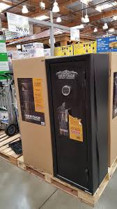 heritage safe at costco for net lol i went to get my costco card membership deal today and took some pics for you guys