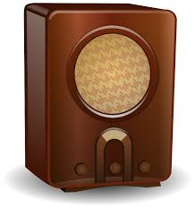 Image result for radio clipart