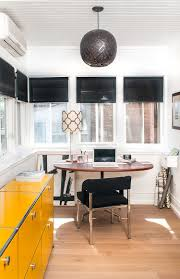 bright home office design. bright yellow filing cabinets in from usm for the organized home office design m