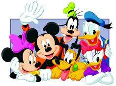 <b>8pcs</b>/lot Minnie <b>Mickey</b> Mouse head Happy Birthday <b>Foil</b> Balloons ...