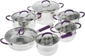 <b>Наборы</b> посуды для готовки купить в интернет-магазине OZON ...