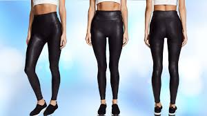 Spanx <b>faux leather</b> leggings: These cult-loved bottoms are on sale