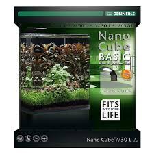 Нано-<b>аквариум Dennerle NanoCube Basic</b> 30л с базовым ...