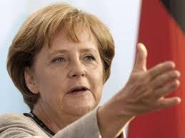 Forbundskansler Angela Merkel har udtalt, at tyskerne ikke har forstået, hvordan den muslimske indvandring har forvandlet deres land, og at de bliver nødt ... - angela-merkel