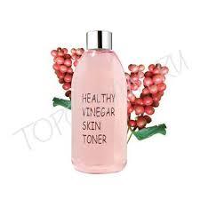REALSKIN Healthy Vinegar Skin Toner Omija - <b>Уксусный тонер</b> на ...