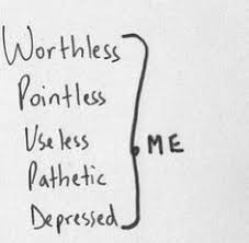Depressing Quotes on Pinterest   Depression, Self Harm and ...