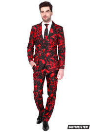<b>Halloween Blood</b> Suitmeister Suit for <b>Men</b>