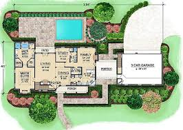 Harbour Town House Plans   Home Plans By Archival DesignsBest Selling European Country House Plan Harbour Town First Floor