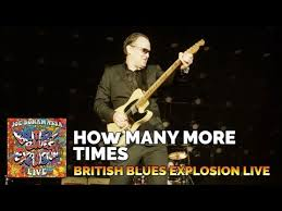 "Joe Bonamassa ""How Many More Times"" <b>British Blues</b> Explosion ..."