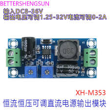<b>XH M353 constant current</b> constant <b>voltage</b> power supply module ...