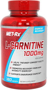 MET-Rx L-Carnitine 1000 Supplement, Supports ... - Amazon.com